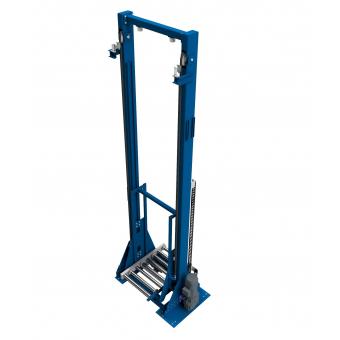 Construction (Convoyeur vertical TYPE P/SF 1200)