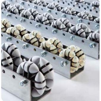 Les rails à galets multidirectionnels ASRS 80